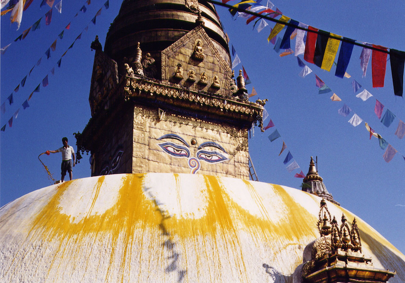 Swayambhunath - Nepal - Katmandu
